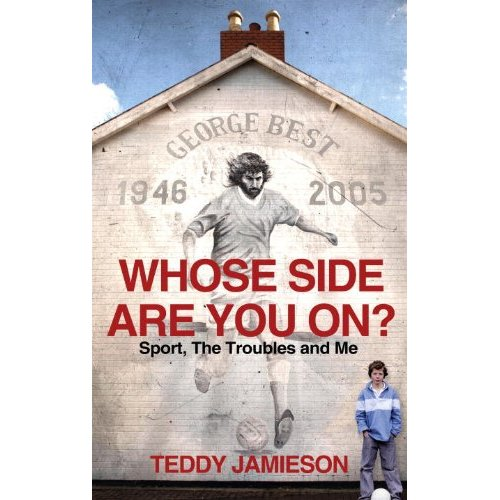Whose Side Are You On by Teddy Jamieson