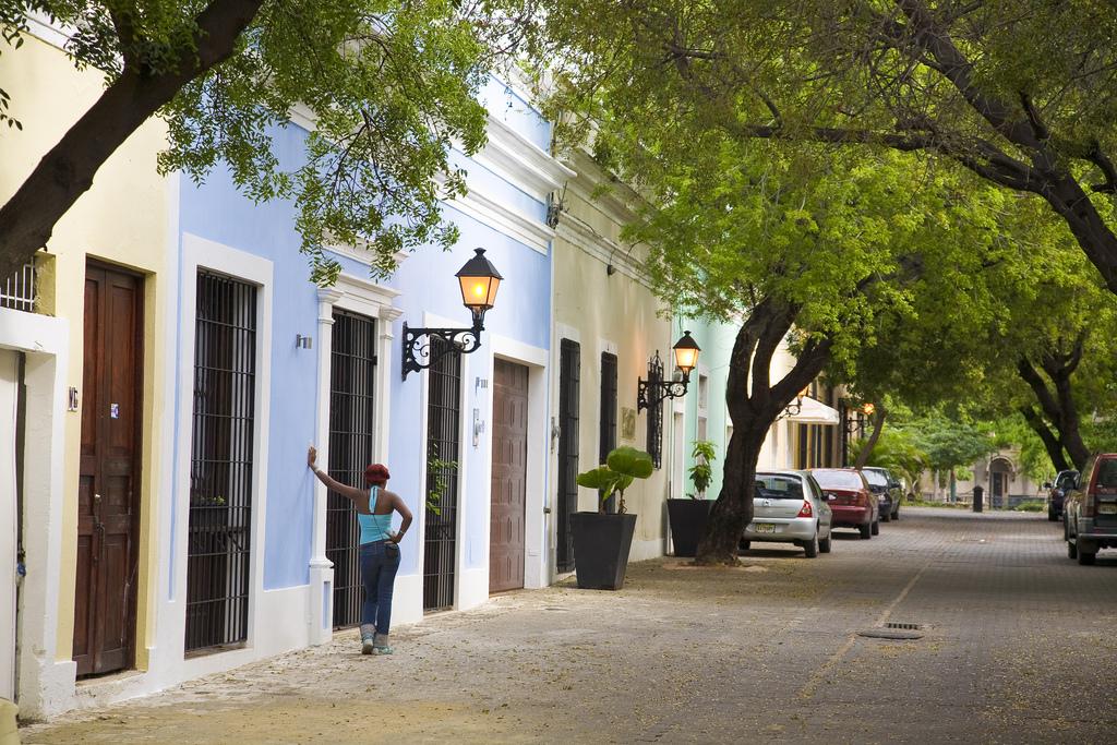 Santo Domingo, capital of the Dominican Republic